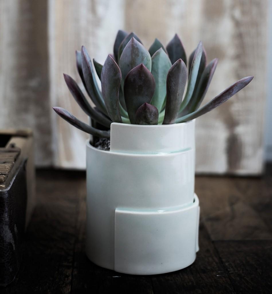 5 Porcelain Planter