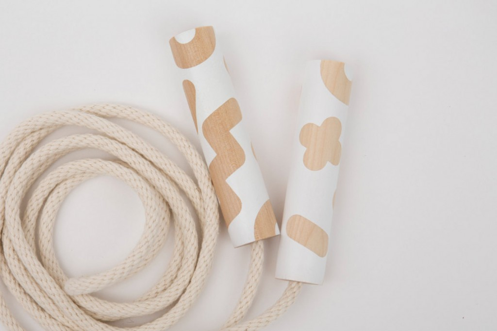 1 Jump Rope White xo