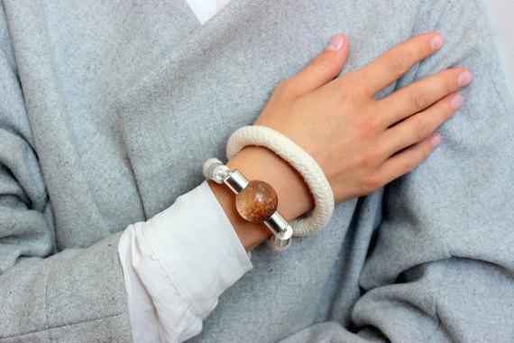 3 Elegant rope bracelet
