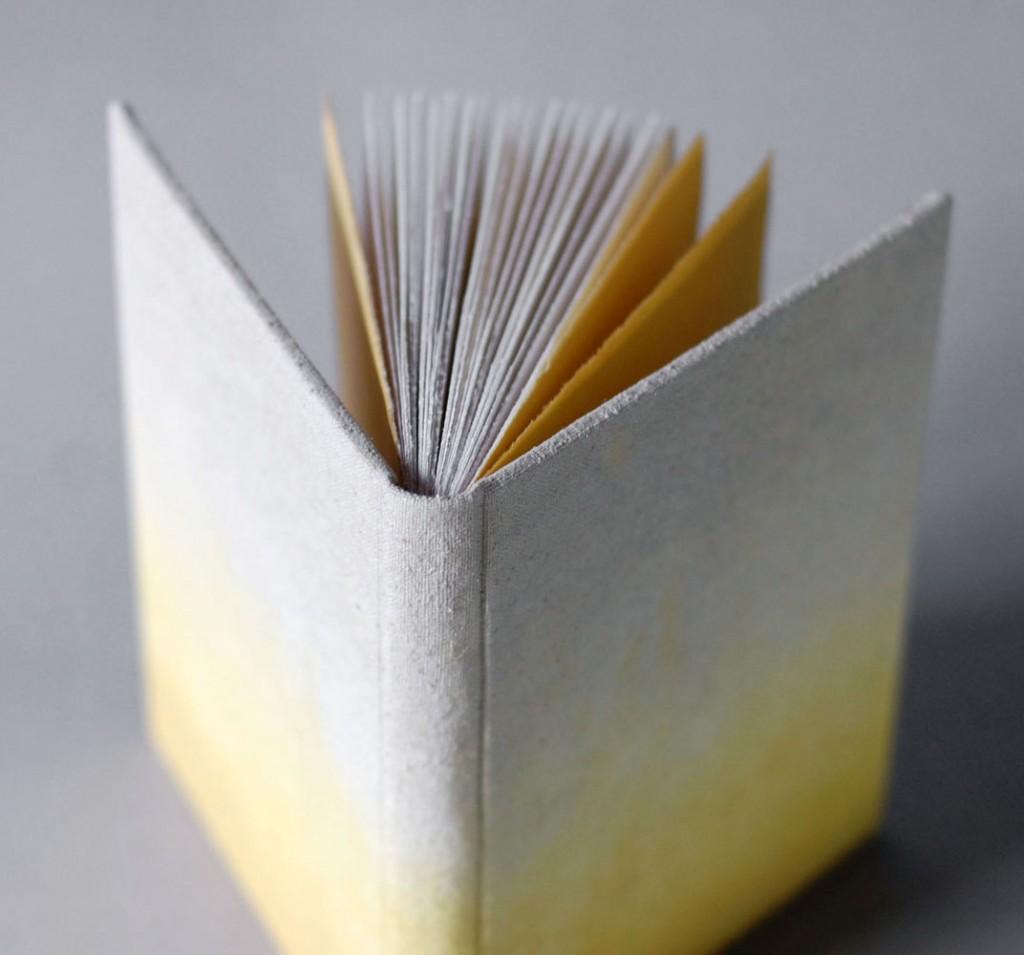 3 Oak & Goldenrod Ombre Journal