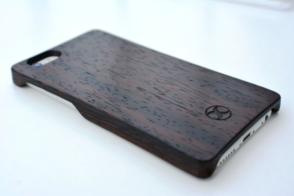 4 Real Solid Wood iPhone 6 Case