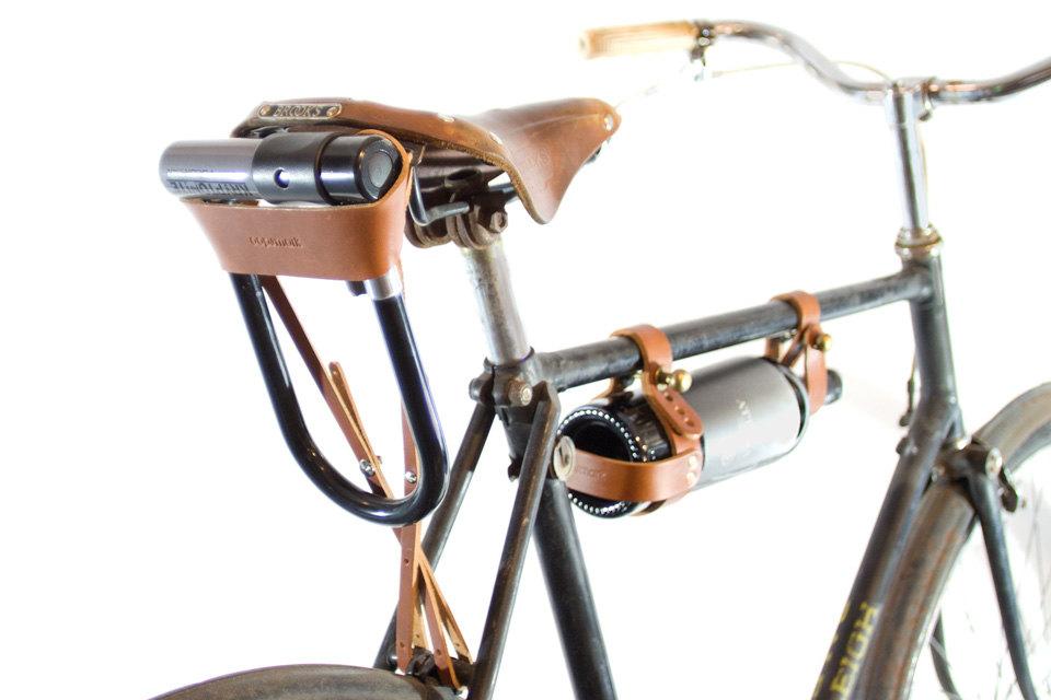 3 Bicycle U-Lock Holster