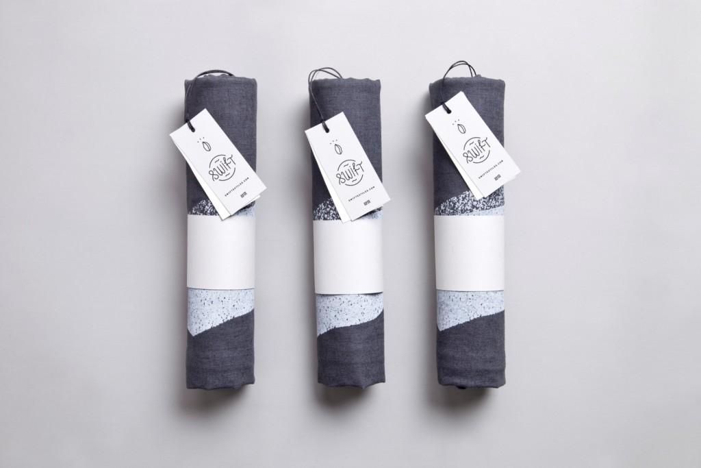 3 Table Runner Grey