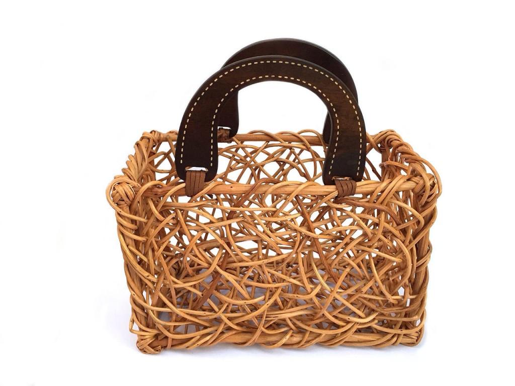 5 Twisted Basket