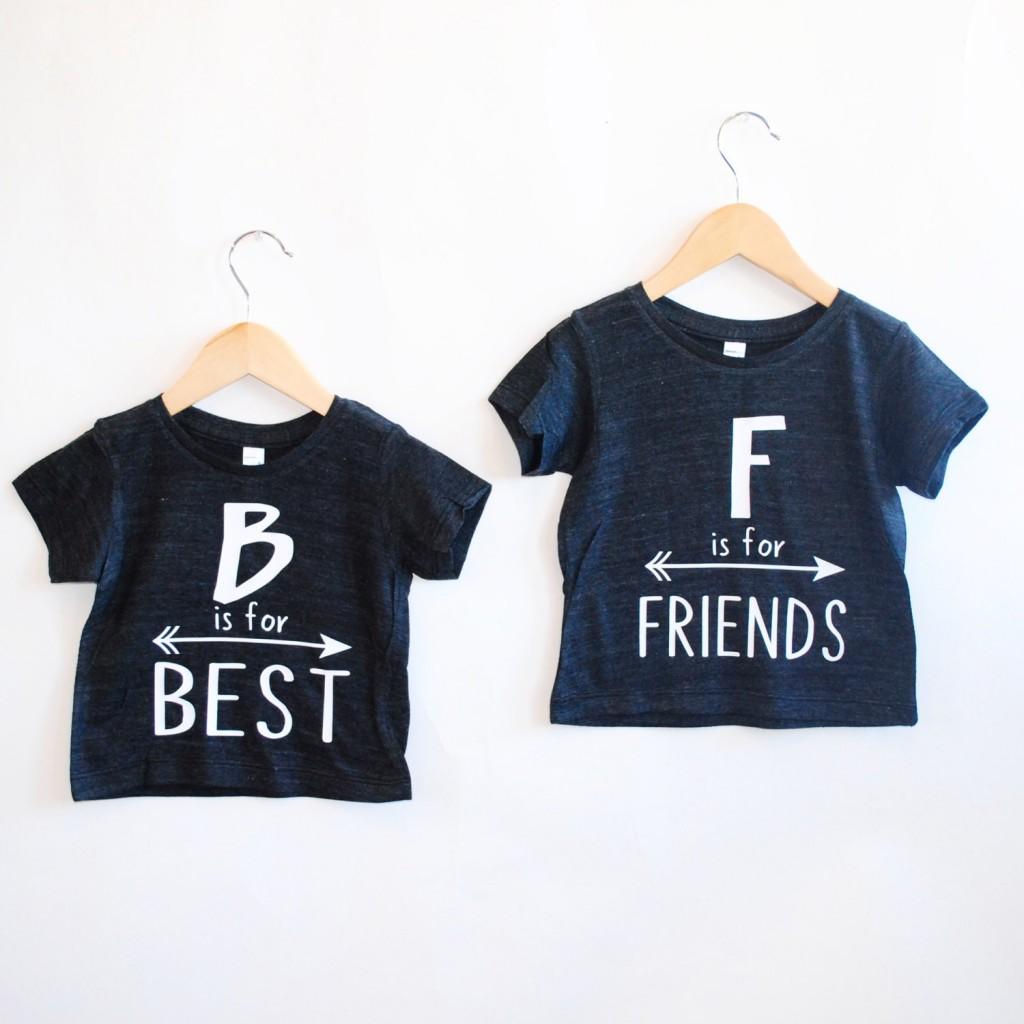 3 Best Friends Tee
