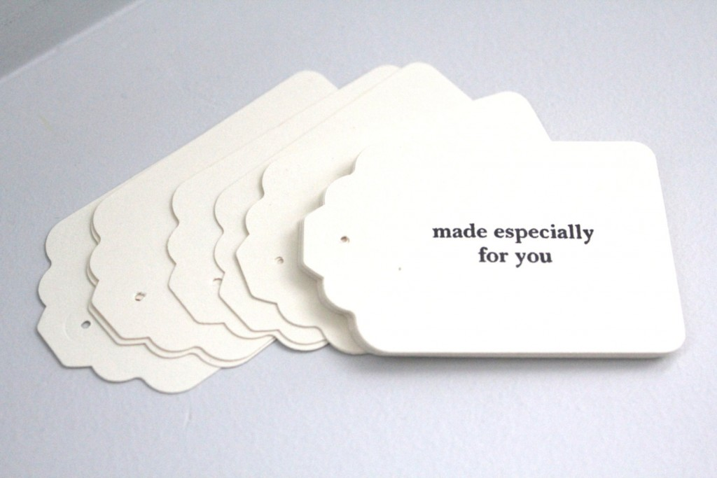 5 25 Made Especially For You Tags