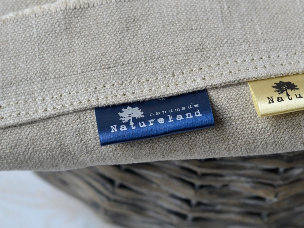 5 Custom Fabric labels 100 pcs Color Satin