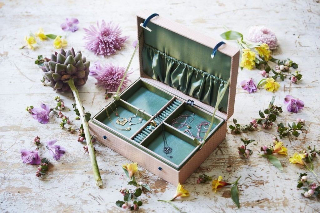 1 Jewelry box