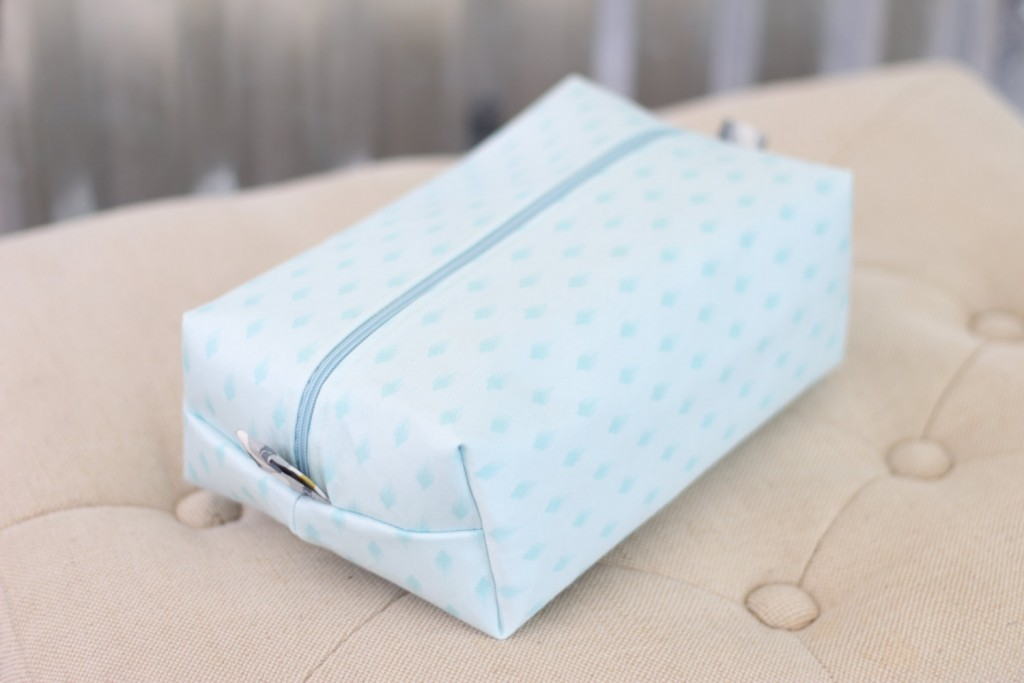 4 Cotton Cosmetic Pouch