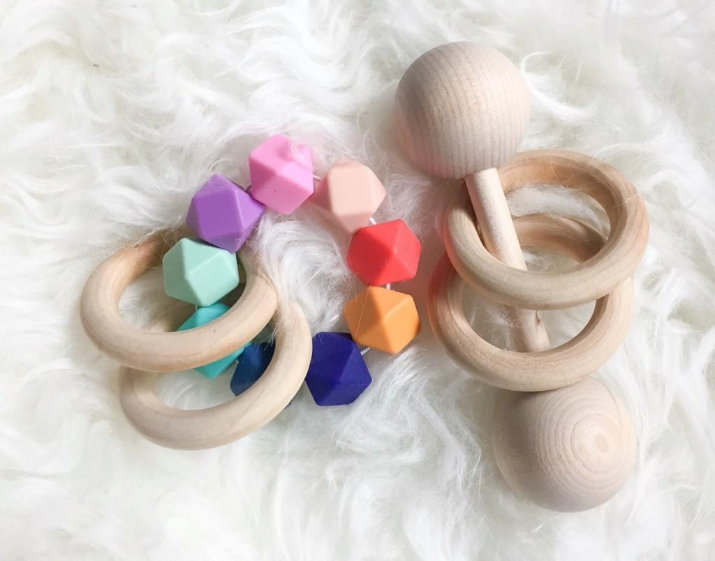 4 Sensory Toy Set
