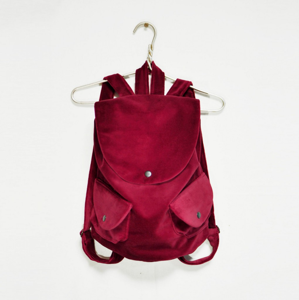 5 Red Velvet Backpack