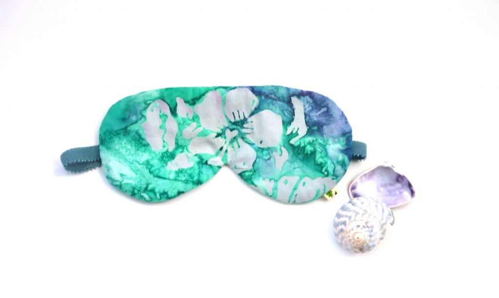 1 Batik sleep mask