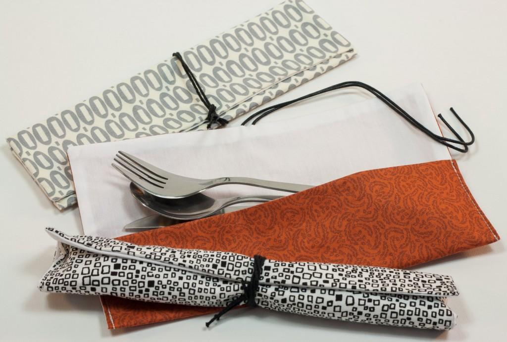 4 Cutlery case