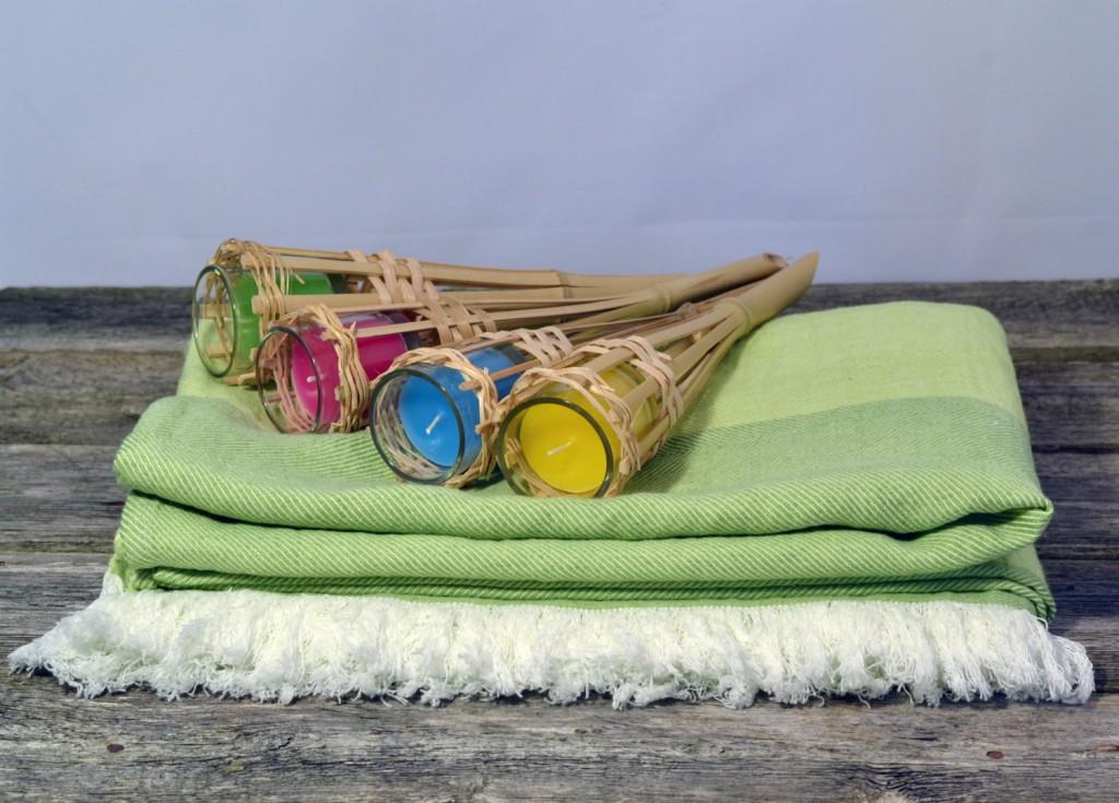 5 Linen Blanket