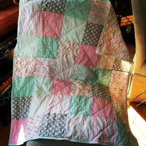 how to make a baby quilt 25