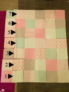how to make a baby quilt 5