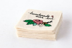 Made with Love Label by ananemone on Etsy
