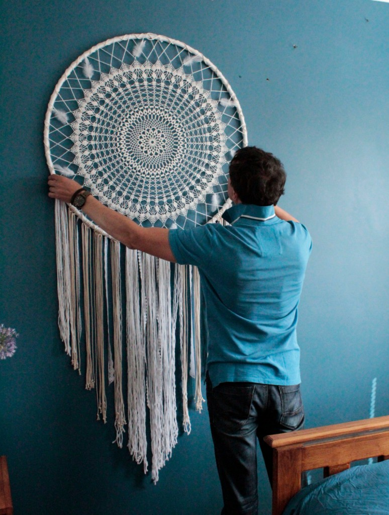 5 Giant dreamcatcher