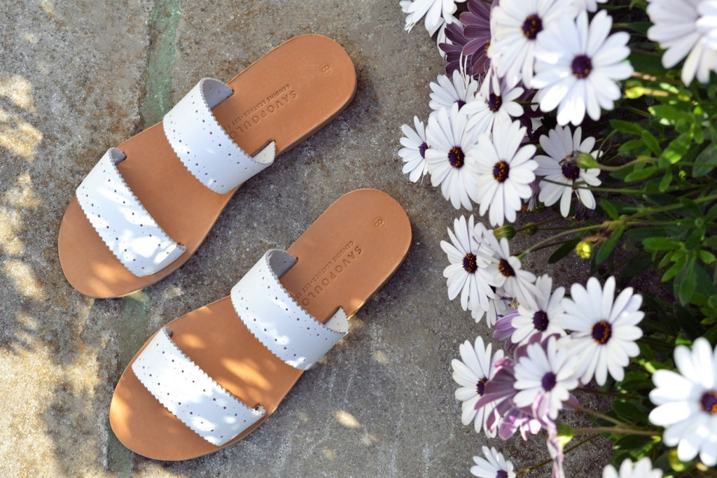 5 MIRANDA Leather Sandals
