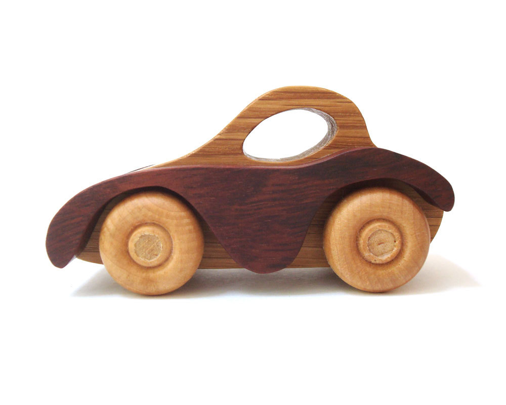 1 Wooden Car Toy