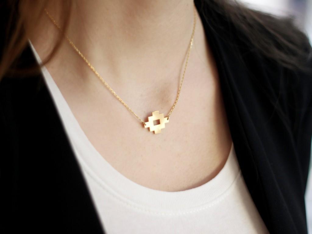 5 Evil Eye Necklace