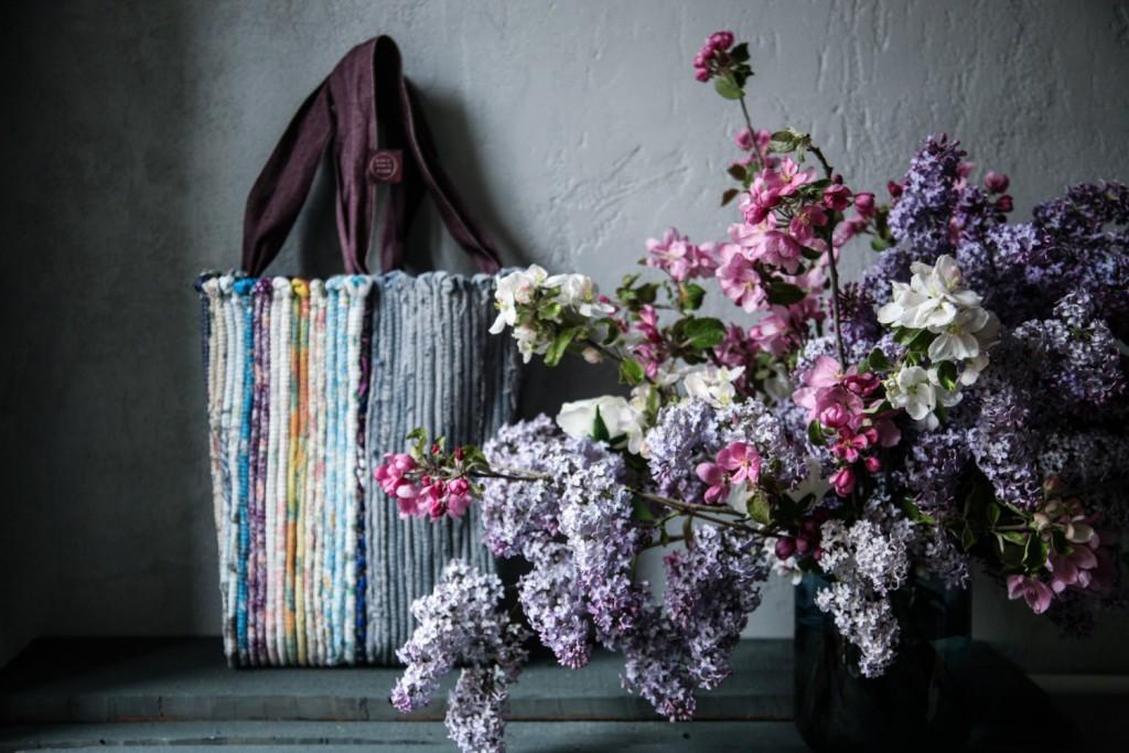 5 Handmade woven bag