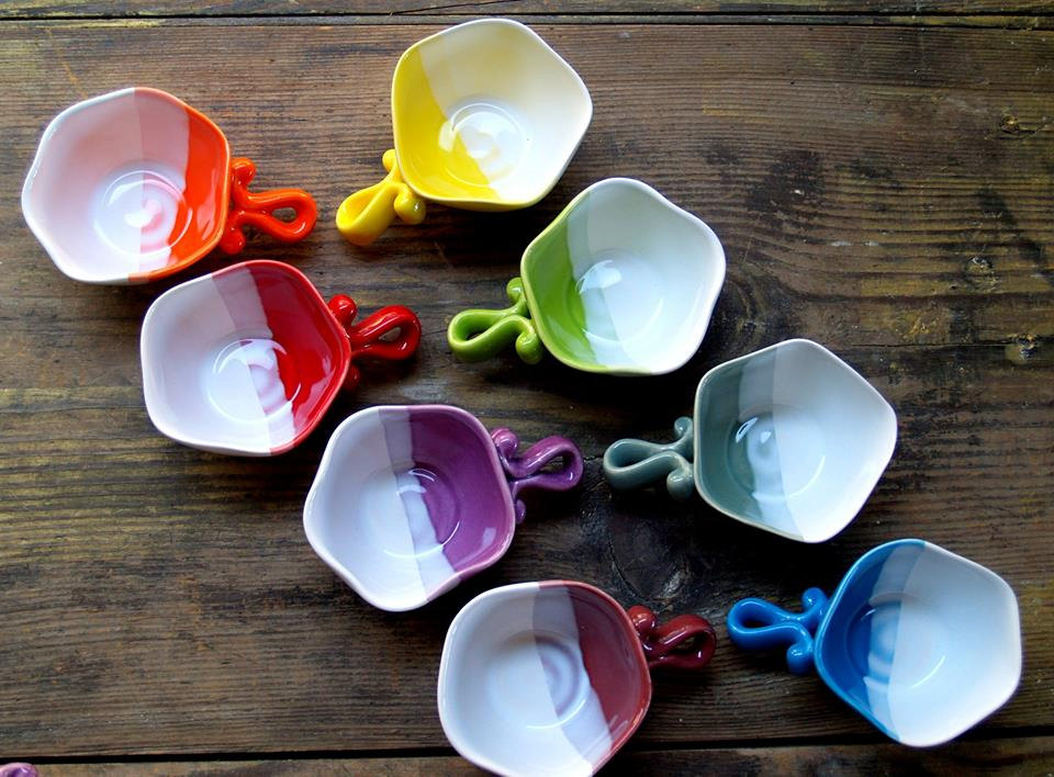 1  Colorful Coffee Cup