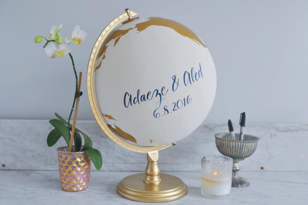 1 Guestbook Globe