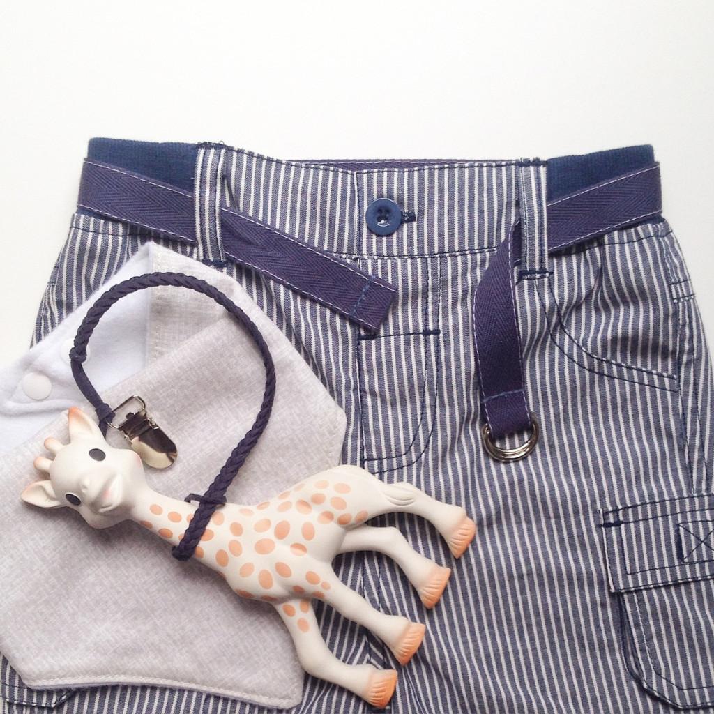 5 Baby Belt