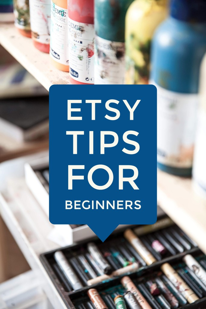 Etsy Tips For Beginners pinterest