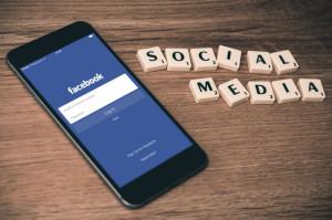 Get on social media!