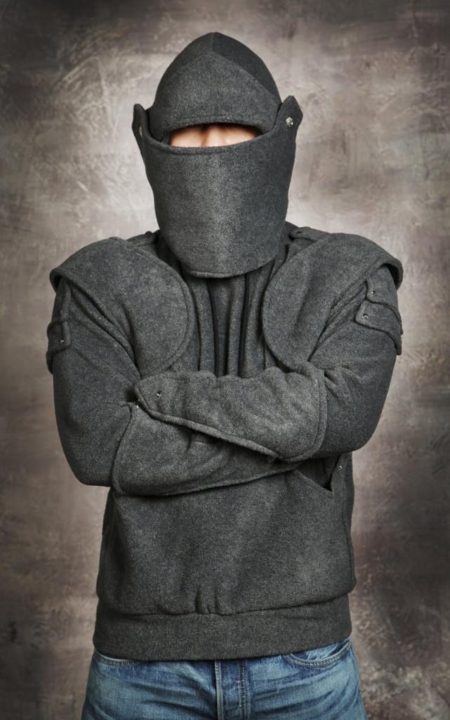 knight hoodie