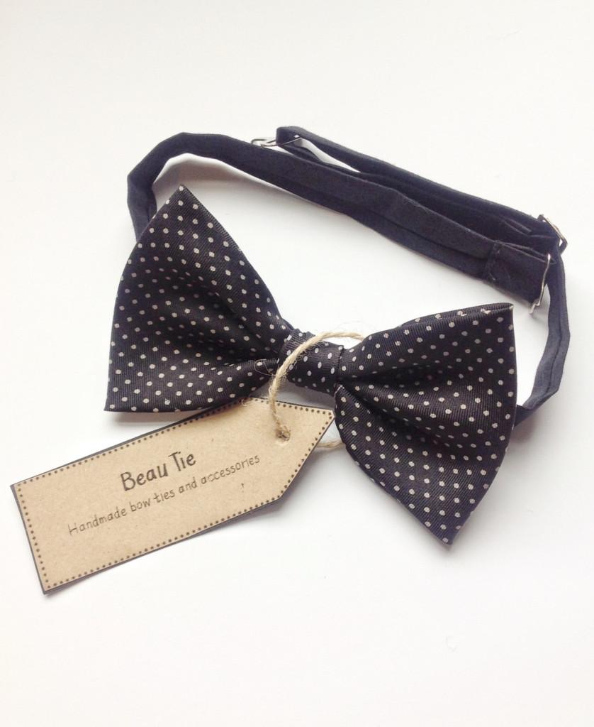 1 mens bow tie vintage silk