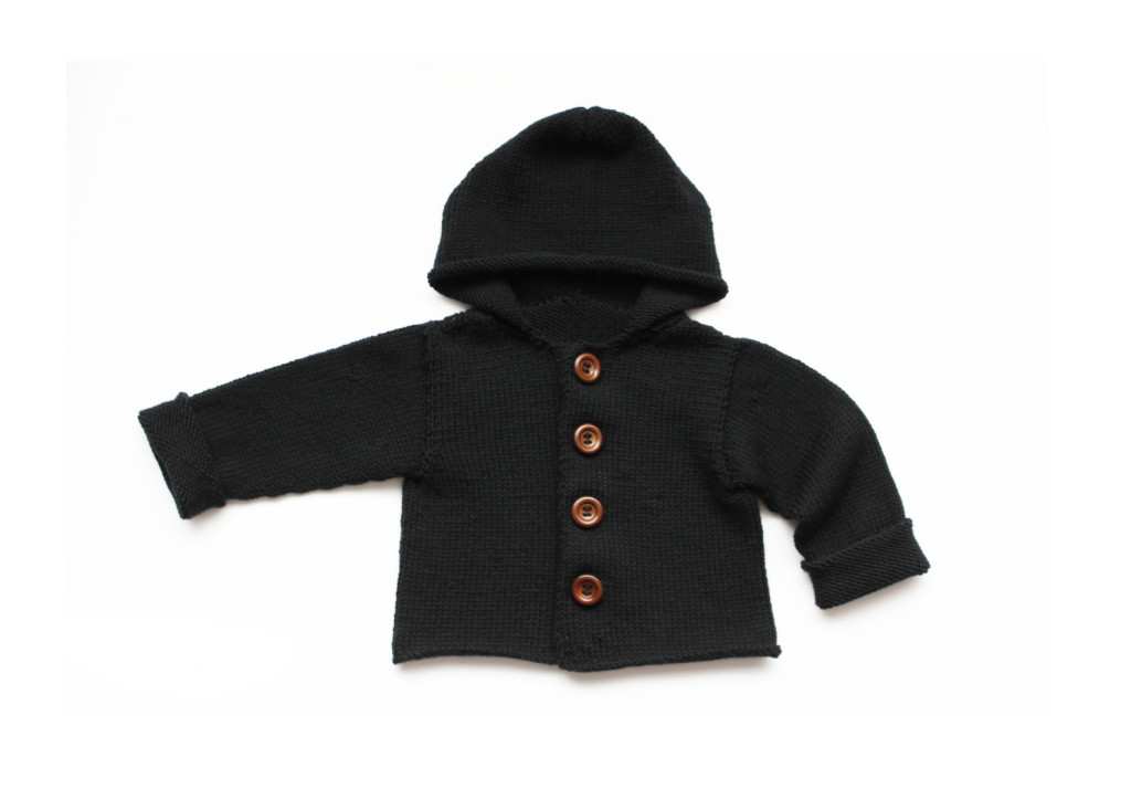 1 Baby cardigan