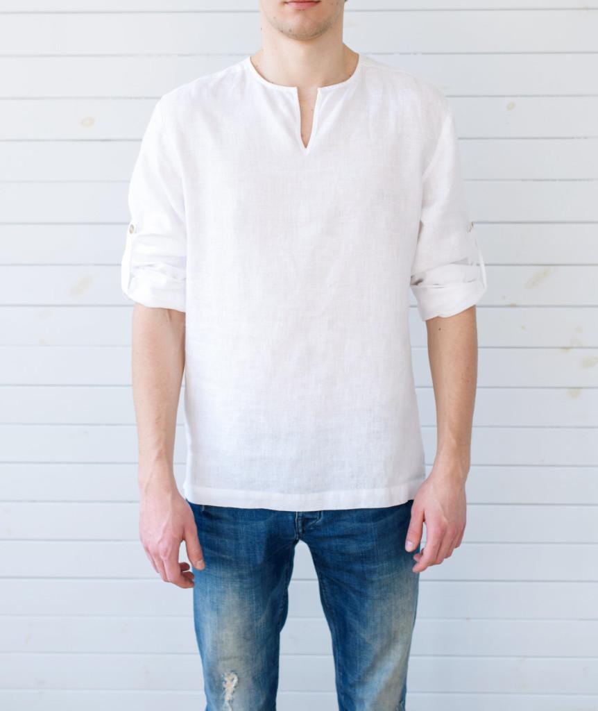 1 Linen shirt