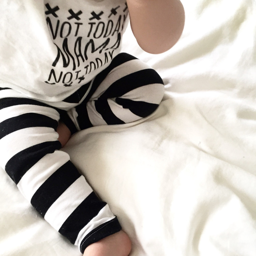 2 Baby Leggings
