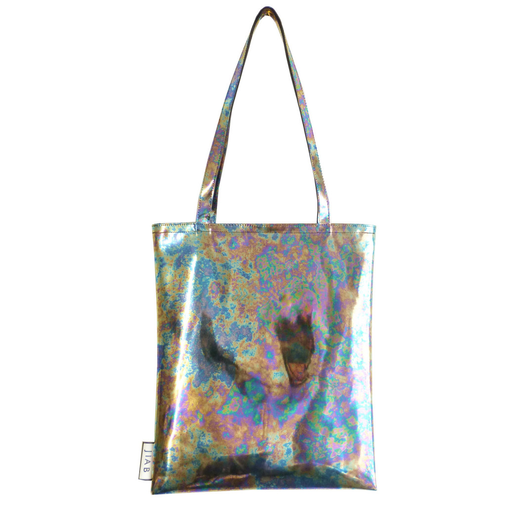 3 Holographic tote bag