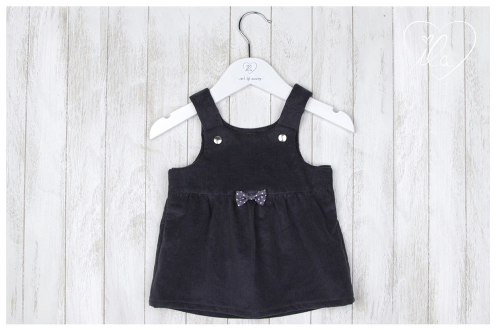 4 Baby corduroy dress